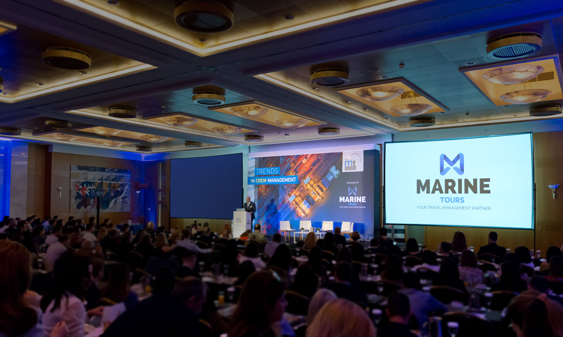 Maritime Trends Conference από τη Marine Tours